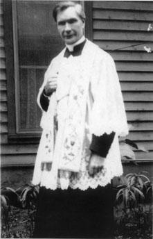 Photo of Father James. E. Coyle